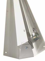Бактерицидна лампа 15w за дезинфекция на въздух и повърхности - 2