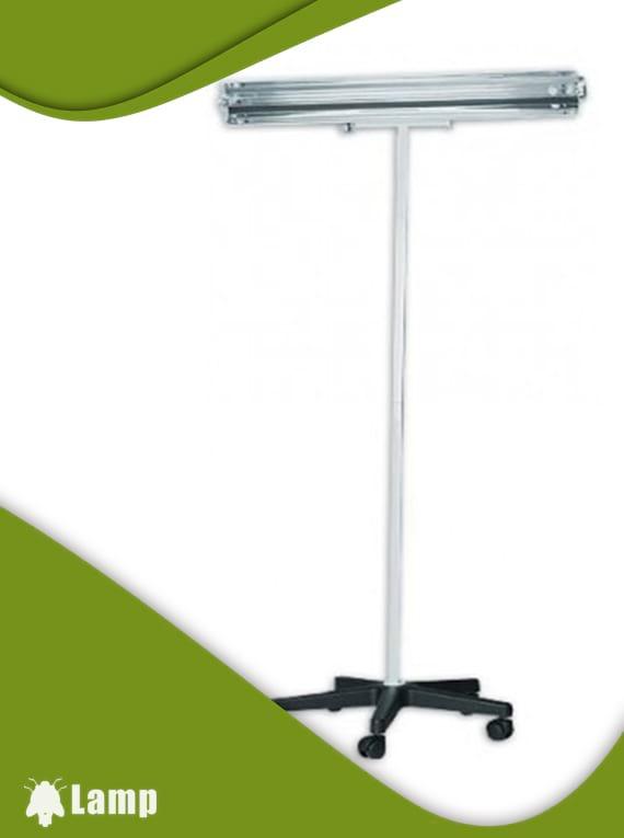 Бактерицидна лампа на мобилна стойка NBV 30P ULTRAVIOL
