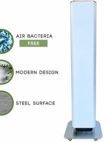 Бактерицидна лампа за дезинфекция на въздух  UVC PRO TOWER
