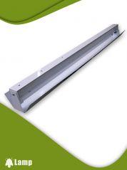 Бактерицидна лампа за дезинфекция на въздух и повърхности 15W