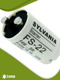 Стартер SYLVANIA FS 22 1 брой