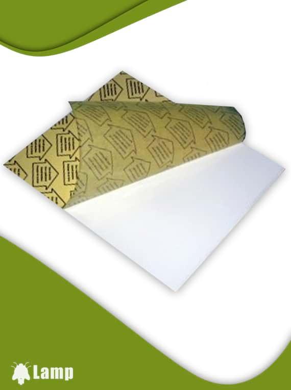 Резервна леплива плоскост за инсектицидна лампа MARVEL