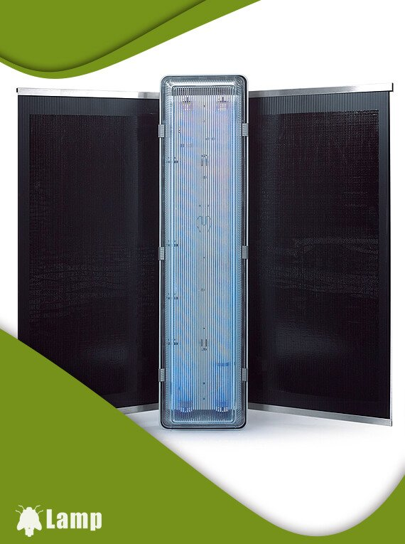 Инсектицидна лампа EX 55 ATEX за взривоопасни зони
