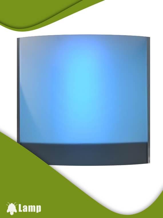 Инсектицидна лампа MARVEL Stainless steel 1 x11w FEP