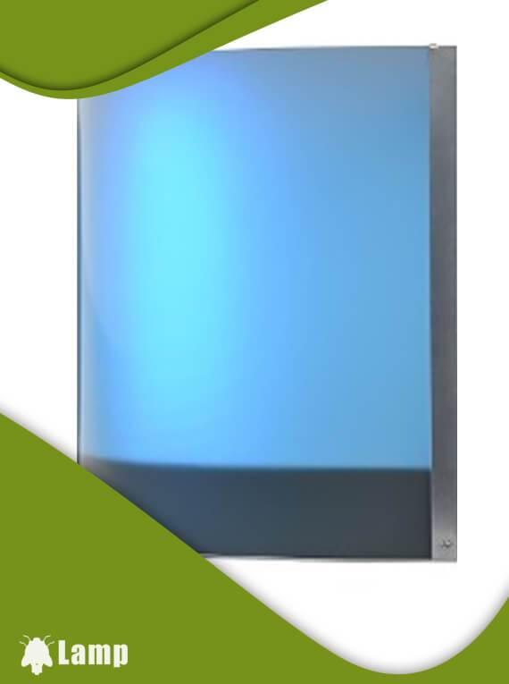 Инсектицидна лампа MARVEL Stainless steel 1 x11w FEP допълнително изображение 1