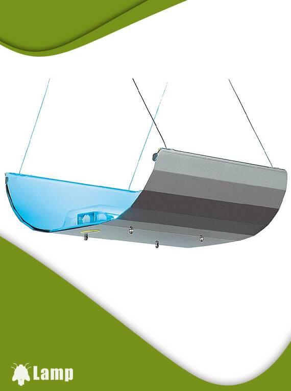 Инсектицидна лампа Mo-El 700 INOX HACCP