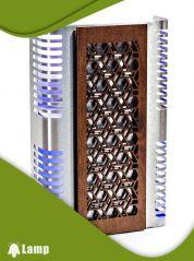 Инсектицидна лампа с декоративен преден панел DecaLite 40