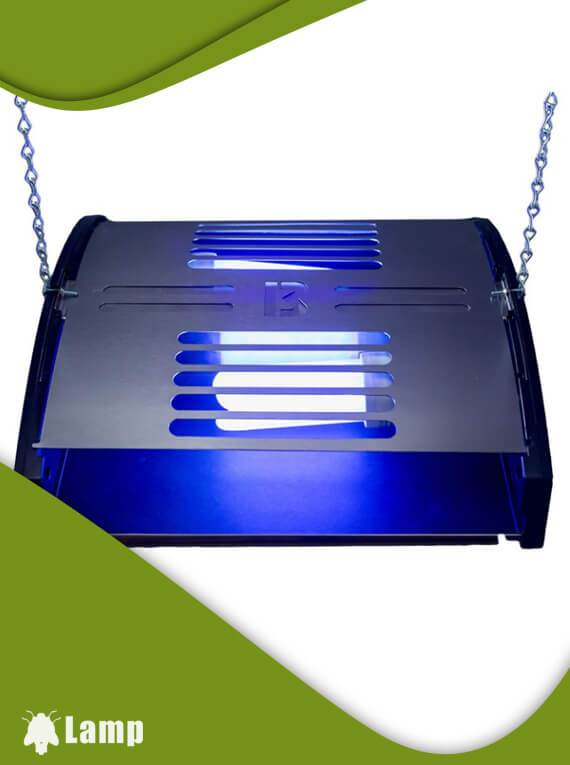 Инсектицидна лампа с декоративен преден панел FliBlade 26 допълнително изображение 1