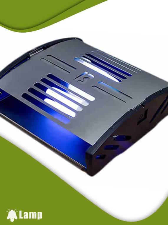 Инсектицидна лампа с декоративен преден панел FliBlade 26 допълнително изображение 2