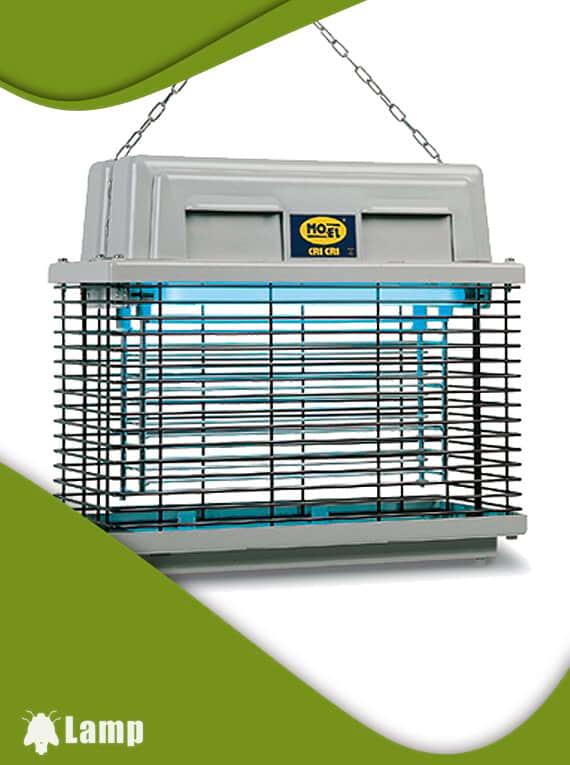 Инсектицидна лампа MO EL 309 за унищожаване на мухи, комари, летящи насекоми