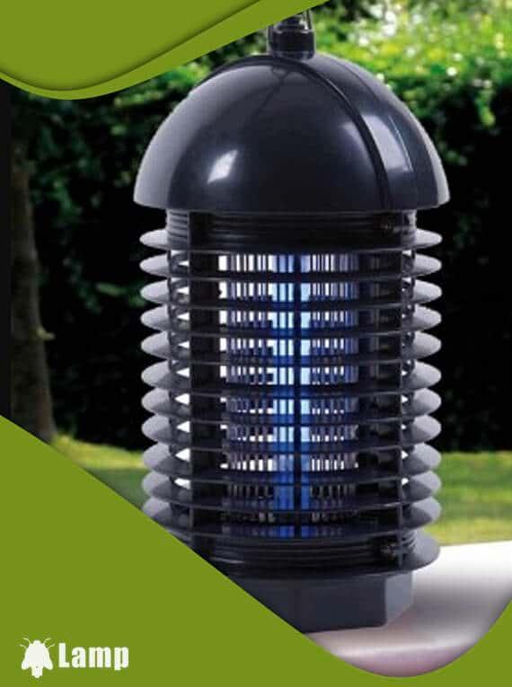 Инсектицидна лампа MO-EL 7103 допълнително изображение 1
