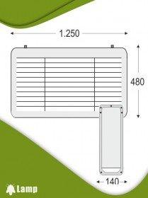 Инсектицидна лампа OLYMPIA RT15