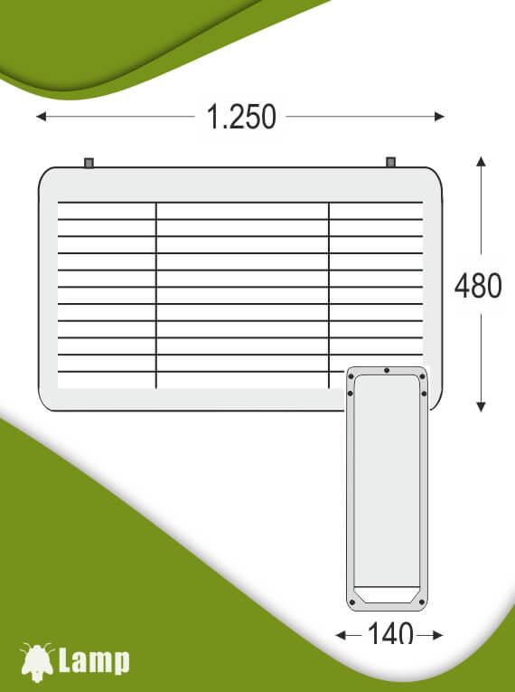 Инсектицидна лампа OLYMPIA RT15 допълнително изображение 1