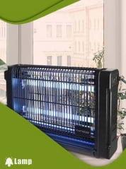 Инсектицидна лампа против комари GARDIGO Fluginsekten-Vernichter Profi - 2