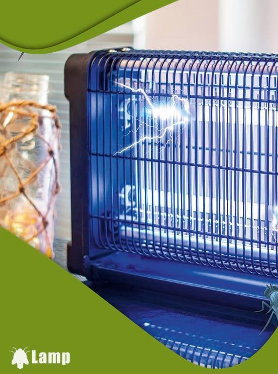 Инсектицидна лампа против комари GARDIGO Fluginsekten-Vernichter Profi допълнително изображение 3