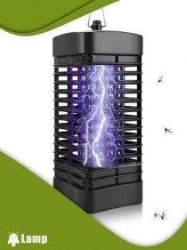 Инсектицидна лампа против комари и мухи GARDIGO 25 QM MIT UV-LICHT