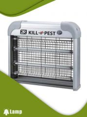 Инсектицидна лампа против комари и мухи Kill pest 12w