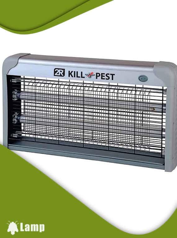 Инсектицидна лампа против комари и мухи Kill pest 40w