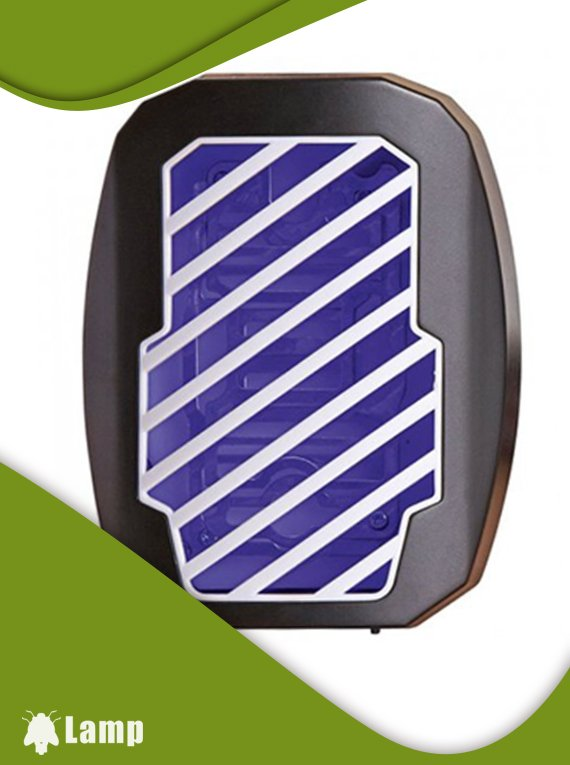 Инсектицидна лампа против комари и мухи на батерии GARDIGO MOBILER UV-LIGHT допълнително изображение 1