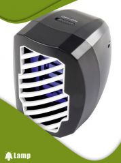 Инсектицидна лампа против комари и мухи на батерии GARDIGO MOBILER UV-LIGHT