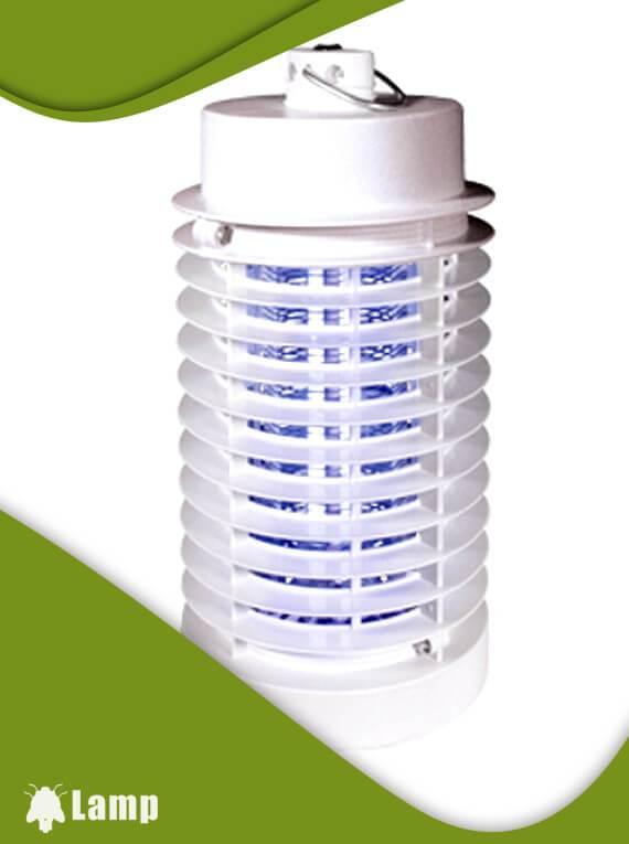 Инсектицидна лампа против комари и мухи SWISSINNO SOLUTIONS 4W
