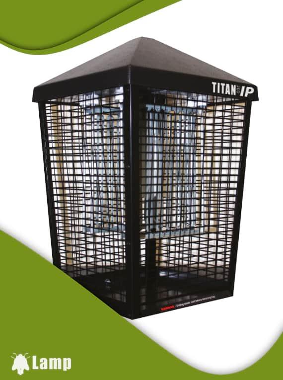 Инсектицидна лампа Titan 200 ipx44 Pest West
