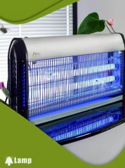 Лампа против комари и мухи Gardigo Fluginsekten-Vernichter Profi - 1