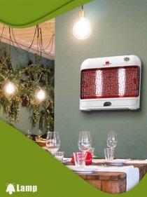 Лампа против комари, мухи и насекоми LED 24W Swissinno Solutions