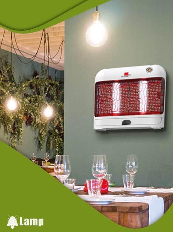 Лампа против комари, мухи и насекоми LED 24W Swissinno Solutions допълнително изображение 1