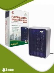 Лампа против комари с ултравиолетова светлина и вентилатори GARDIGO FLUGINSEKTEN-SAUGER DUO - 2