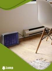 Лампа против комари с ултравиолетова светлина и вентилатори GARDIGO FLUGINSEKTEN-SAUGER DUO - 3