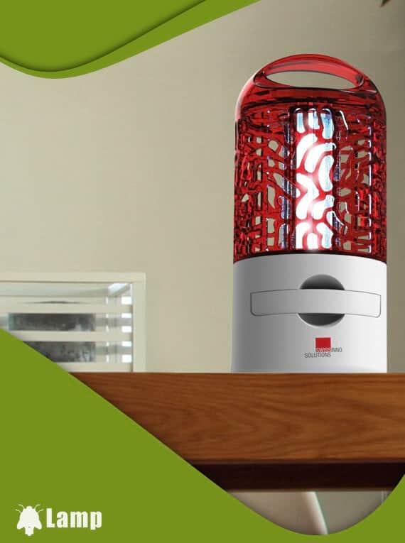 Лампа за унищожаване  на комари, мухи и насекоми LED 10W Swissinno Solutions допълнително изображение 1